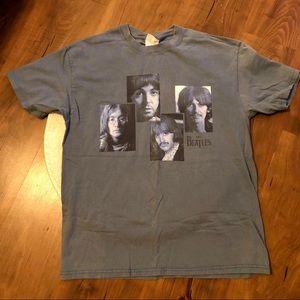 Hanes Beatles Tee Shirt | Adult Large (42-44)